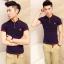 เสื้อผ้าผู้ชาย | เสื้อโปโลผู้ชาย Polo Shirt เสื้อPOLO แฟชั่นเกาหลี thumbnail 2