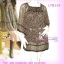 มีหลายสีคลิกดูก่อน สาวอวบห้ามพลาด!<สไตล์สาวเกาหลี> LTB129 : Sweetlady ใหม่!เสื้อตัวยาว/มินิเดรสผ้าชีฟองลายดอกมีวิบๆแขนเก๋ ชายแต่งลูกไม้ สาวอวบสวยได้ R thumbnail 1