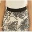 ชุดเดรสทำงานผ้าชีฟอง กระโปรงลายดอกไม้น่ารักๆ thumbnail 26