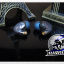 Project Sirens 2 Dynamic (เฉพาะส่วนบอดี้+driver) (Dark Ash) (MMCX)