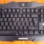 "USB Multi Keyboard ""NUBWO"" (NK-10) V.2 (Amoux Plus) Black thumbnail 7"
