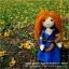 แพทเทิร์นตุ๊กตาถักเจ้าหญิงเมริด้า (Amigurumi Merida Pattern) thumbnail 4