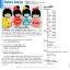 แพทเทิร์นตุ๊กตาถัก Kokeshi ตุ๊กตาญี่ปุ่น thumbnail 2