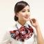 ผ้าพันคอสำเร็จรูป ผ้ายูนิฟอร์ม uniform ผ้าไหมซาติน : L60 thumbnail 1