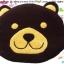 เบาะรองนั่งแฟนซี-หมี-สีน้ำตาลไหม้ thumbnail 2