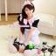 ชุดเมดเอี๊ยมขาวน่ารัก ชุดคอสเพลย์ ชุดแฟนซีอาชีพ ชุด maid ชุดแฟนซีน่ารัก ชุดแฟนซีญี่ปุ่น thumbnail 5