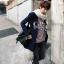 ผ้าพันคอผู้ชาย Man scarf ผ้า cashmere 180x30 cm - สี cream thumbnail 5