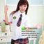 ชุดนักเรียนนานาชาติ ชุดนักเรียนเกาหลี ชุดนักเรียนญี่ปุ่น ชุดแฟนซี ชุดคอสเพลย์ ชุดแฟนซีเครื่องแบบ ชุดนักเรียนน่ารัก thumbnail 3