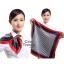 ผ้าพันคอจัตุรัส ผ้าพันคอ uniform รหัส S11 - size 60 x 60 cm thumbnail 1