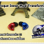 Baroque Inear Mod Transform (RED&BLUE) (MINI DC) thumbnail 2