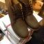 รองเท้าผู้ชาย | รองเท้าแฟชั่นชาย Ankle Boots Oiled with Nubuck Leather thumbnail 4