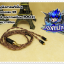 สายหูฟังเกรดพรีเมี่ยม 5N+Jack คุณภาพเยียม (MMCX) 60CM thumbnail 1
