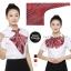 ผ้าพันคอสำเร็จรูป ผ้ายูนิฟอร์ม uniform ผ้าไหมซาติน : L25 thumbnail 1