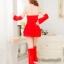 ชุดคริมาสต์ซานตาริน่า ชุดซานตี้ พร้อมส่งค่ะ thumbnail 4