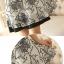 ชุดเดรสทำงานผ้าชีฟอง กระโปรงลายดอกไม้น่ารักๆ thumbnail 27
