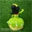 แพทเทิร์นตุ๊กตาถักเจ้าหญิงเทียน่า (Amigurumi Tiana Princess Pattern) thumbnail 3