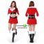 ชุดซานตาครอสสาว thumbnail 3