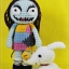 แพทเทิร์นตุ๊กตาถักเซ็ทฮาโลวีน thumbnail 4