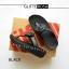 * NEW * FitFlop GLITTEROSA : Black : Size US 7 / EU 38