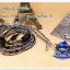 สายหูฟังเกรดพรีเมี่ยม เพียวทองแดง 5N ถัก8 คุณภาพเยียม (MMCX) (Yin Yang) thumbnail 2