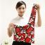 ผ้าพันคอสำเร็จรูป ผ้ายูนิฟอร์ม uniform ผ้าไหมซาติน : L58 thumbnail 3