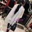 เอาใจสาวอวบ พร้อมส่งไซส์ 2XL 3XL ATA483 Forever21 Lace Long Top เสื้อตัวยาวลูกไม้สีขาว สวยเก๋ ใส่สบาย #568 thumbnail 3