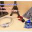Dorian Earbud Mod V.2 Smalltalk (RED BLUE) thumbnail 5