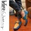 รองเท้าผู้ชาย | รองเท้าแฟชั่นชาย รองเท้าผ้าใบ แฟชั่นเกาหลี thumbnail 4