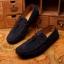 รองเท้าผู้ชาย | รองเท้าแฟชั่นชาย รองเท้าหนังกลับ แฟชั่นเกาหลี thumbnail 4