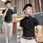 เสื้อผ้าผู้ชาย | เสื้อเชิ้ตผู้ชาย เสื้อเชิ้ตแฟชั่นชาย แขนสั้น แฟชั่นเกาหลี thumbnail 5