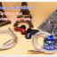 Dorian Earbud Mod V.2 Smalltalk (RED BLUE) thumbnail 1