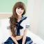 ชุดนอนซีทรูคอสเพลย์นักเรียนสาวสวยญี่ปุ่นยูนิฟอร์มนักเรียนพร้อมส่งผ้าดีมาก thumbnail 7