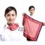 ผ้าพันคอจัตุรัส ผ้าพันคอ uniform รหัส S20 - size 60 x 60 cm thumbnail 1
