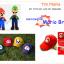 หมวกแก๊ปมาริโอ้ (Mario Bros. hat cap) thumbnail 1