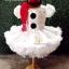 ชุดสโนว์แมน ชุดตุ๊กตาหิมะ ชุดคริสมาส thumbnail 1