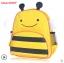 (ผึ้ง) กระเป๋าเป้ zoo pack พิเศษรุ่นซิปเป็นรูปสัตว์ตามแบบกระเป๋าค่ะ thumbnail 1