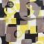 ผ้าพันคอสำเร็จรูป ผ้ายูนิฟอร์ม uniform ผ้าไหมซาติน : L59 thumbnail 2