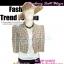 ลายผ้าBurberry TB672:Vintage Blazer:เสื้อคลุมวินเทจไหล่ตั้ง ลายสก๊อต ผ้าเนื้อดีทำให้มีทรง ดีไซน์สวย thumbnail 1