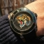 GUCCI Dive Embroidered Tiger Motif Dial Men's Watch Item No. YA136318 thumbnail 1