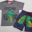 (สั่งแยกจากสินค้าพร้อมส่ง) H&M ชุดเซต 2 ชิ้น หล่อๆ เสื้อ+กางเกง ผ้าดีมากนุ่มเด้ง ใส่เย็นสบาย คุณภาพเกินราคา thumbnail 1