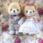 ตุ๊กตาแต่งงาน ของขวัญแต่งงาน(45cm) thumbnail 1