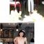 เสื้อทำงานผู้หญิงแขนสั้น ผ้าชีฟอง สีชมพู thumbnail 17