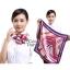 ผ้าพันคอจัตุรัส ผ้าพันคอ uniform รหัส S23 - size 60 x 60 cm thumbnail 1