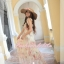 [พร้อมส่ง] เทรนด์แรงกับMaxi Dress:ADB103 ใหม่! ชุดแซก/แม๊กซี่เดรสสไตล์ VIVI ลายดอกสีหวานผ้าชีฟองแก้วชายเป็นชั้นๆ thumbnail 3