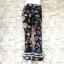 ส่ง:กางเกงขาม้าใส่สบายผ้าสวยเนื้อนิ่มแต่งเส้นแถบ2ข้าง/เอวยืด27-40 thumbnail 1