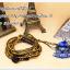 สายหูฟังเกรดพรีเมี่ยม เพียวทองแดง 5N ถัก8 คุณภาพเยียม (MMCX) (Drak Sun) thumbnail 1