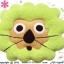 เบาะรองนั่งแฟนซี-สิงโต-สีเขียว thumbnail 2