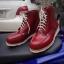รองเท้าผู้ชาย | รองเท้าแฟชั่นชาย Red Redwing หนังฟอก CCO ทำจากหนังวัวแท้ thumbnail 1