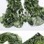 ผ้าพันคอลายลูกน้ำ Paisley Pattern : สีครามเขียว - ผ้าพันคอ Cotton - 180x80 cm thumbnail 7