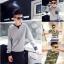 เสื้อผ้าผู้ชาย | เสื้อกันหนาว เสื้อแขนยาว แฟชั่นเกาหลี thumbnail 1